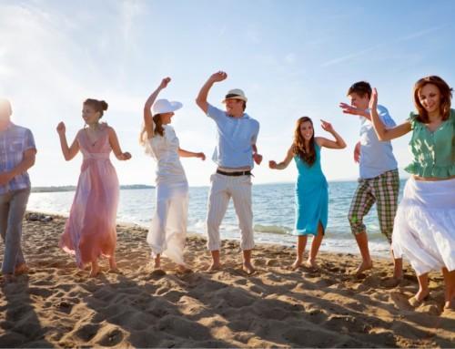 Tanzen auf Zypern